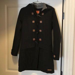Merrell Small Haven Trench Coat Jacket